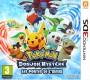 Unboxing & Gameplay sur Pokemon Donjon Mystère: les Portes de l'Infini sur Nintendo3DS