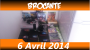 Vidéo Brocante du 6 avril2014