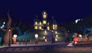 SkyhookGames - Halloween Mansion2