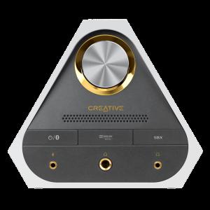 Sound Blaster X7_White_Front
