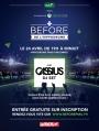 Rendez-vous le 24 avril à l'Hippodrome Paris-Vincennes pour un Before de folies entre gamers!