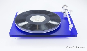Platine vinyle Clearaudio Bluemotion