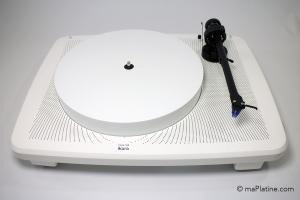 Platine vinyle Ikura White