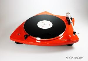 Platine vinyle Thorens TD209