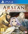 Unboxing & Gameplay sur le jeu Arslan X The Warriors of Legend sur Playstation 4.